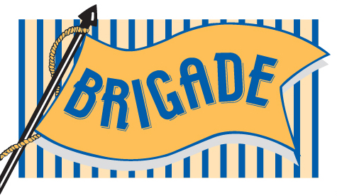 Brigade Clothing Logo